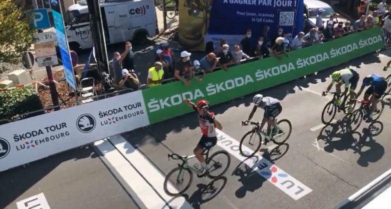 Tour de Luxembourg - La 3e étape pour John Degenkolb, Grosu leader