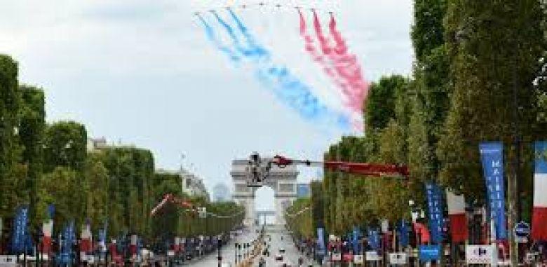 Tour de France - Ce sera 5 000 personnes max sur les Champs-Elysées