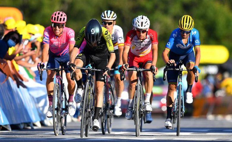 Tour de France - Adam Yates : «J'ai essayé de garder mon rythme»