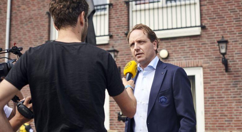 Tour de France - Merijn Zeeman : «J'aurais dû garder mon calme...»