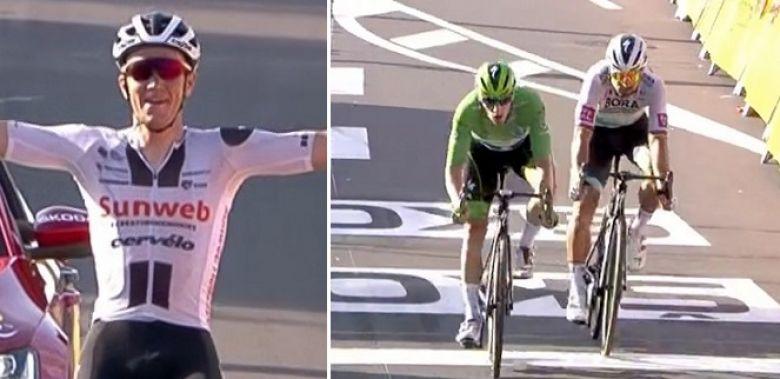Tour de France - Kragh Andersen l'étape, les sprinteurs prennent l'air