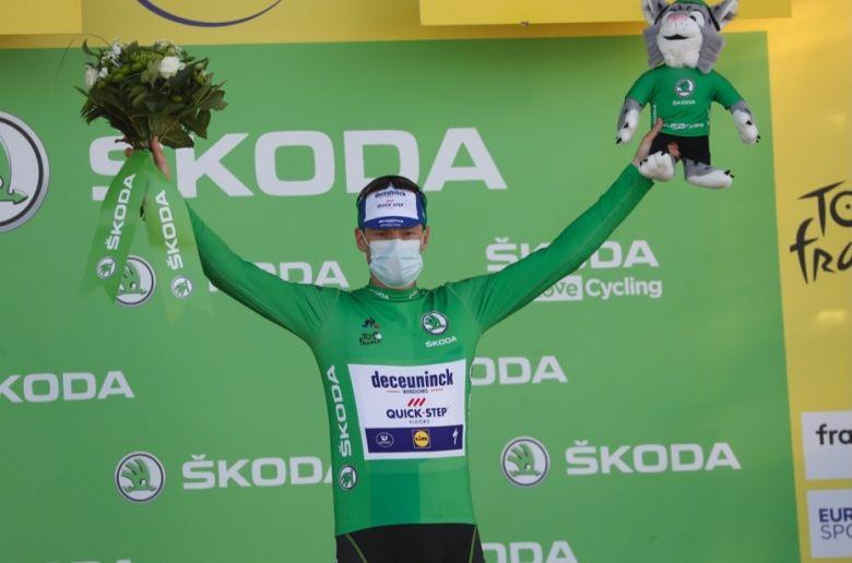 Tour de France - Sam Bennett : «Je me suis concentré sur Sagan»