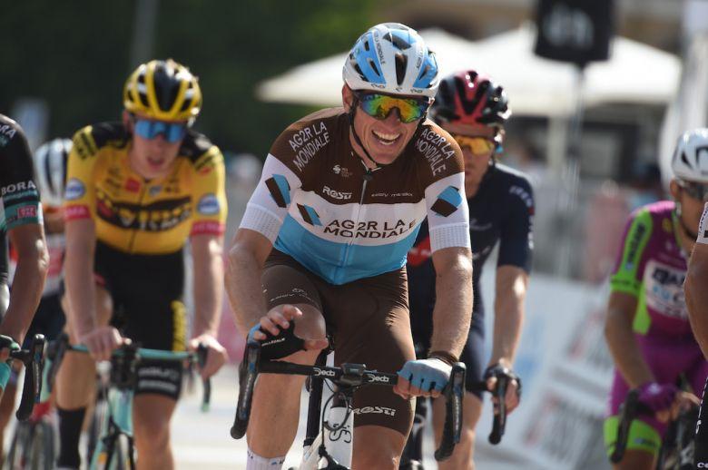 Route - Mathias Frank prolonge jusqu'en 2021 chez AG2R La Mondiale