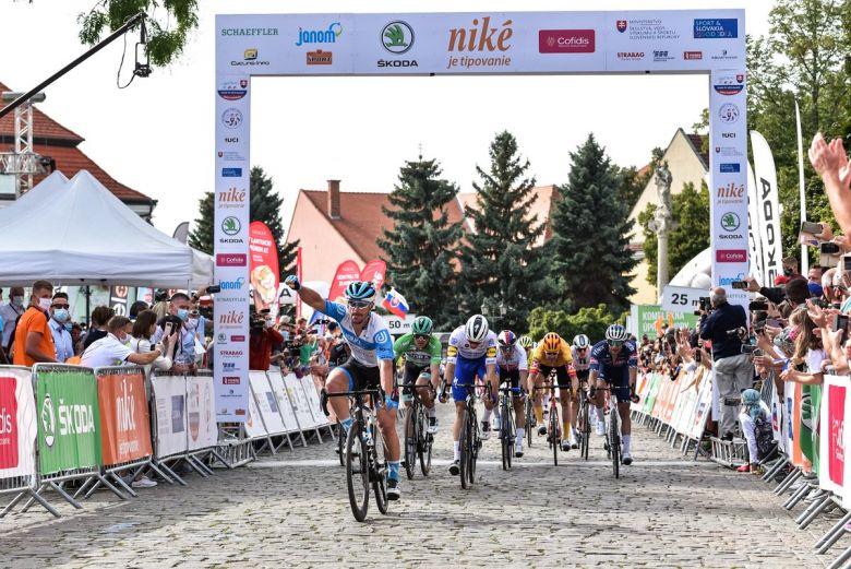 Tour de Slovaquie - La der pour Rudy Barbier, Jannik Steimle sacré