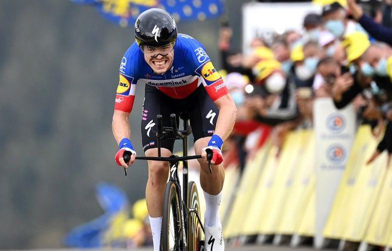 Tour de France - Rémi Cavagna : «Ça me donne beaucoup de confiance»