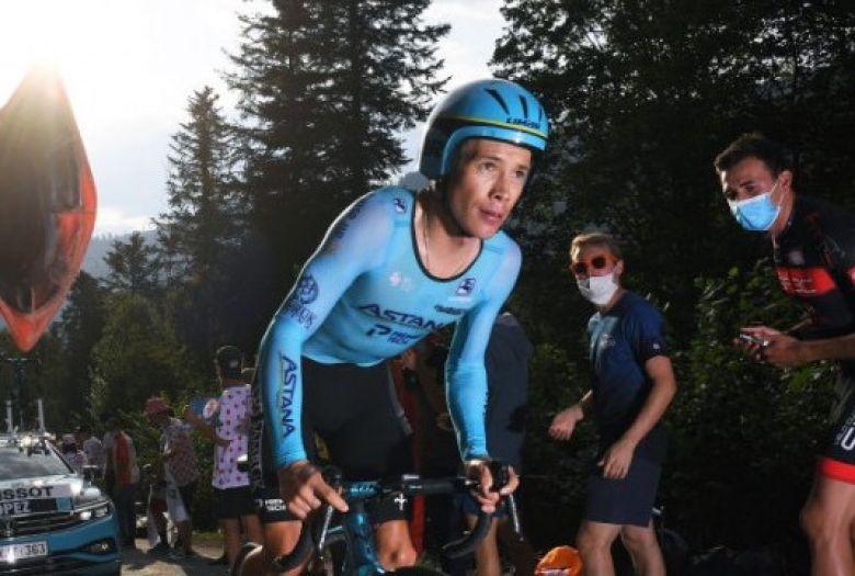 Tour de France - Miguel Angel Lopez : «J'ai fait tout ce que j'ai pu»