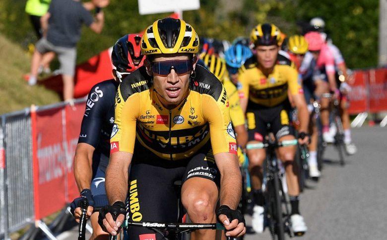 Tour de France - Van Aert : «J'attends avec impatience les Mondiaux»