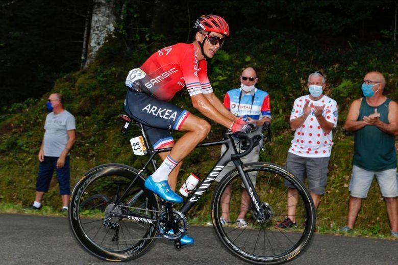Tour de France - Warren Barguil : «J'ai réalisé un bon Tour de France»