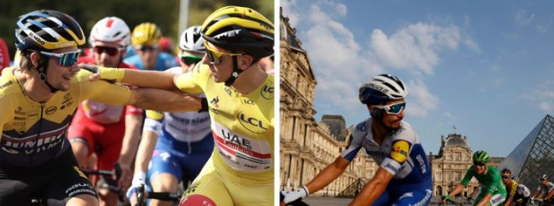 Tour de France - Les chiffres record du Tour sur France Télévisions !