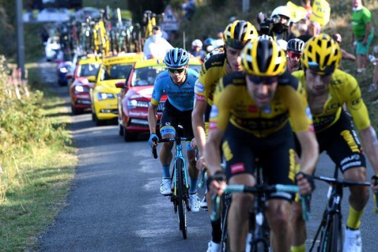 Route - Miguel Angel Lopez va quitter Astana à la fin de la saison