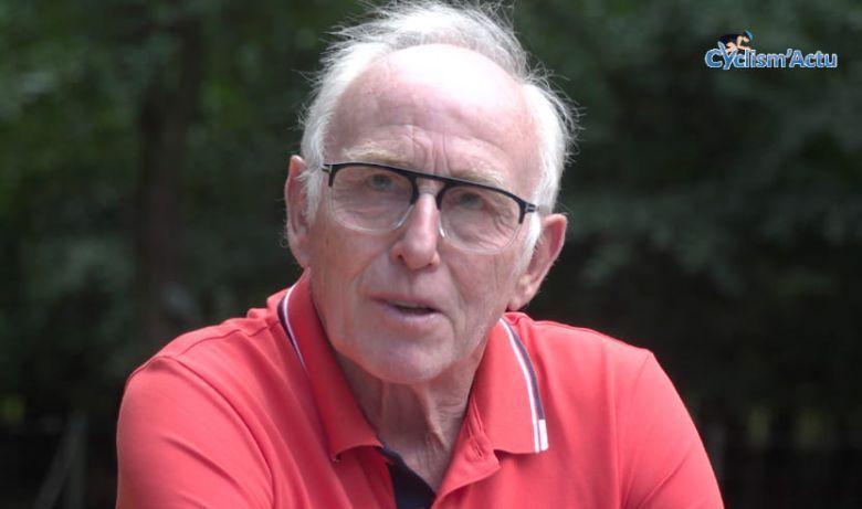 Route - Joop Zoetemelk «va bien vu les circonstances» selon sa femme