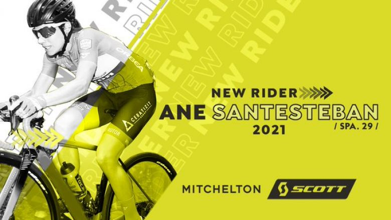 Transfert - Ane Santesteban arrive chez Mitchelton-SCOTT en 2021