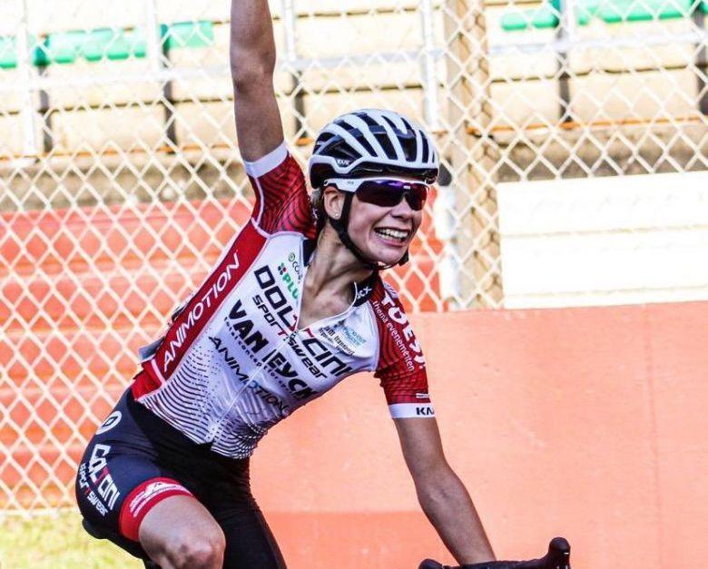 Route - Mieke Docx continue chez Doltcini-Van Eyck Sport-Proximus