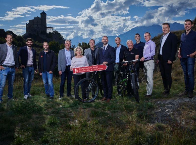VTT - Le Valais accueillera les Championnats du monde en 2025