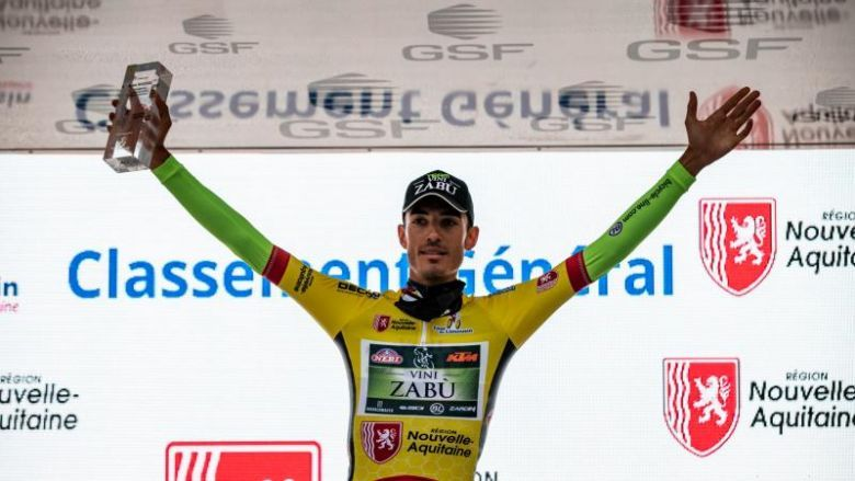 Tour d'Italie - Vini Zabù-KTM avec Visconti et Luca Wackermann