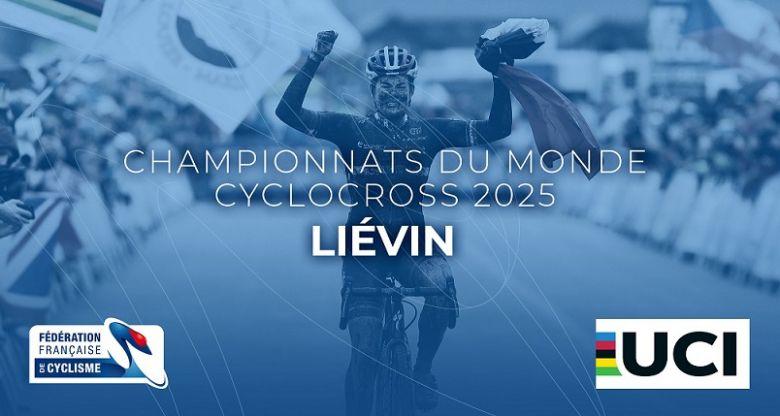 Cyclo-cross - Liévin, ville hôte des Championnats du monde 2025