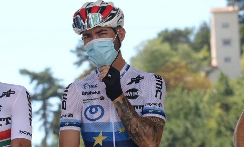 Route - Fin de saison pour le champion d'Europe, Giacomo Nizzolo ?