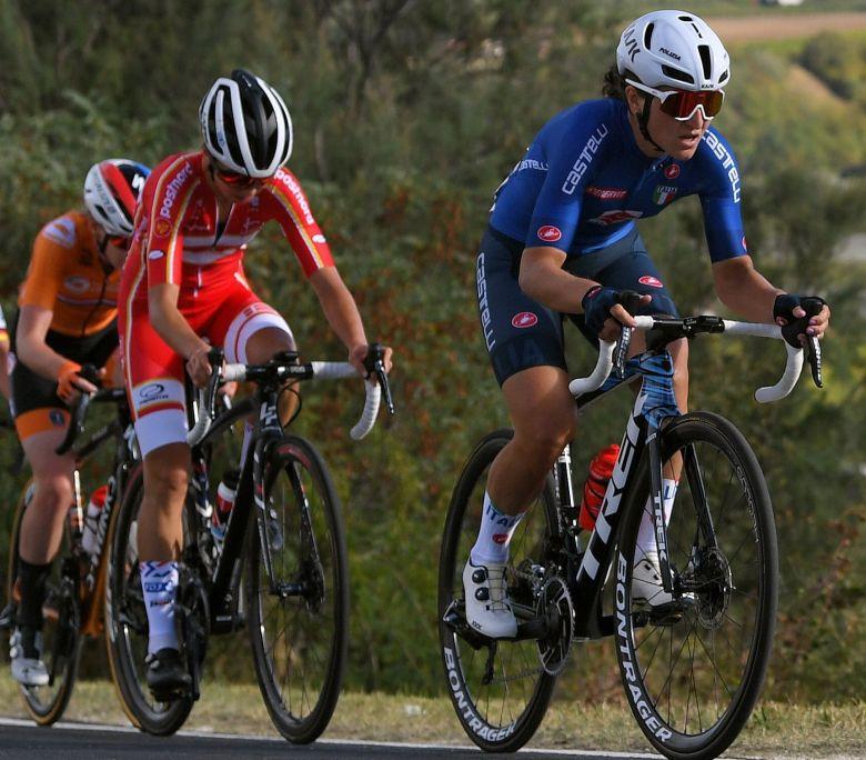 Mondiaux (F) - Longo Borghini 3e : «Un de mes meilleurs sprints»