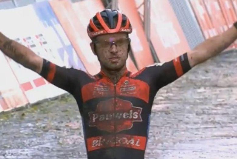 Cyclo-cross - Eli Iserbyt s'impose à Lokeren devant Toon Aerts