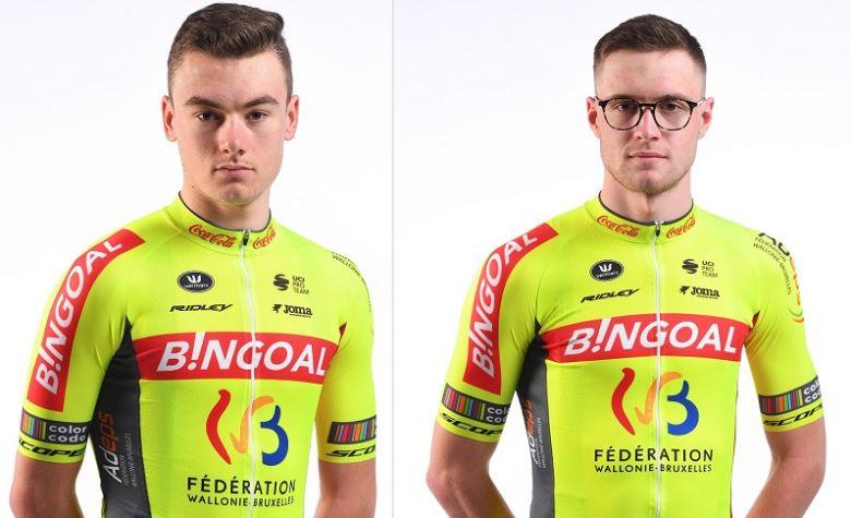 Transfert - Rex et Paquot signent chez Bingoal-Wallonie Bruxelles