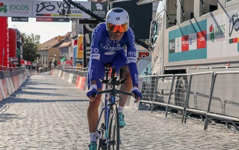 Tour du Portugal - Gustavo Cesar Veloso remporte le prologue