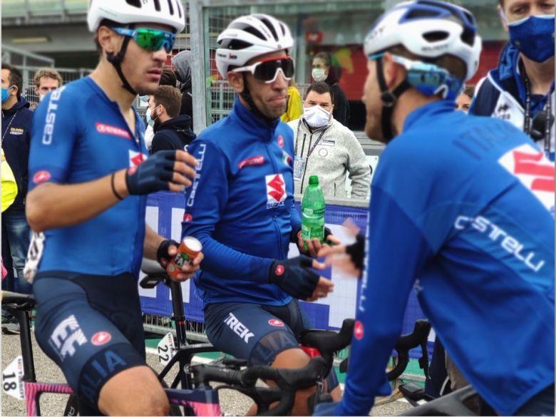 Mondiaux - Vincenzo Nibali : «C'était impossible d'attaquer de loin»