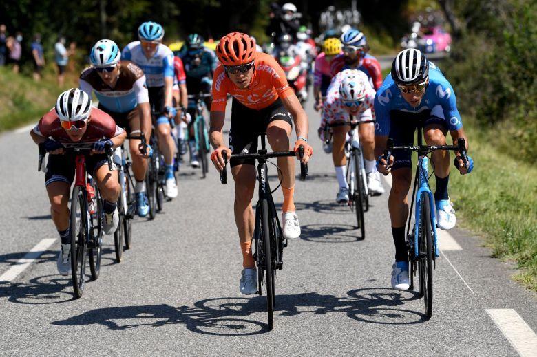 Tour d'Italie - Ilnur Zakarin et Victor de la Parte pour CCC Team