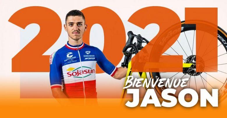 Transfert - Jason Tesson signe dans l'équipe St Michel-Auber93