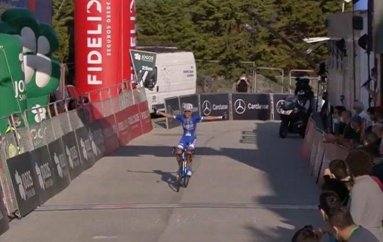 Tour du Portugal - Coup double pour Amaro Antunes sur la 2e étape