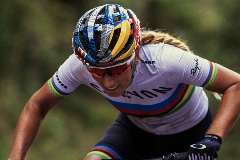 VTT - CDM - Pauline Ferrand-Prévot 2e de la short track à Nove Mesto