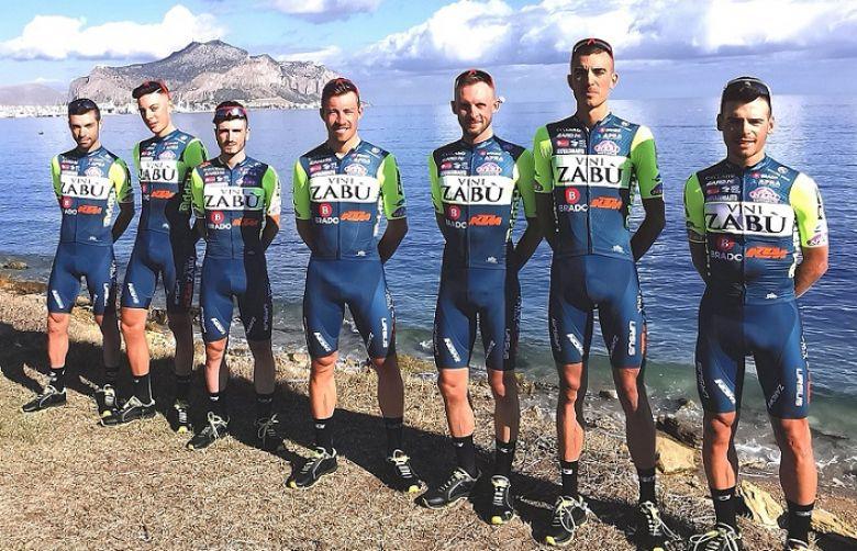 Route - L'équipe Vini Zabu-KTM devient Vini Zabu-Brado-KTM