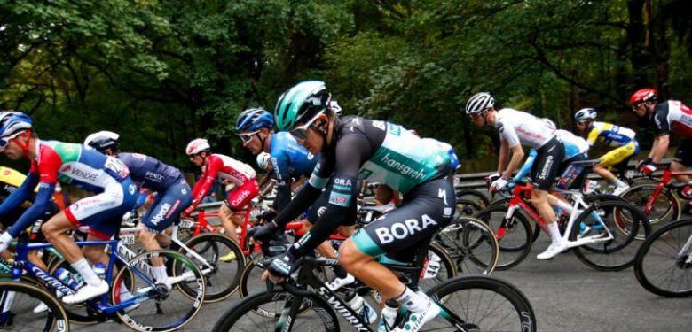 Flèche Wallonne - Patrick Konrad 7e : «Pas les jambes pour gagner»