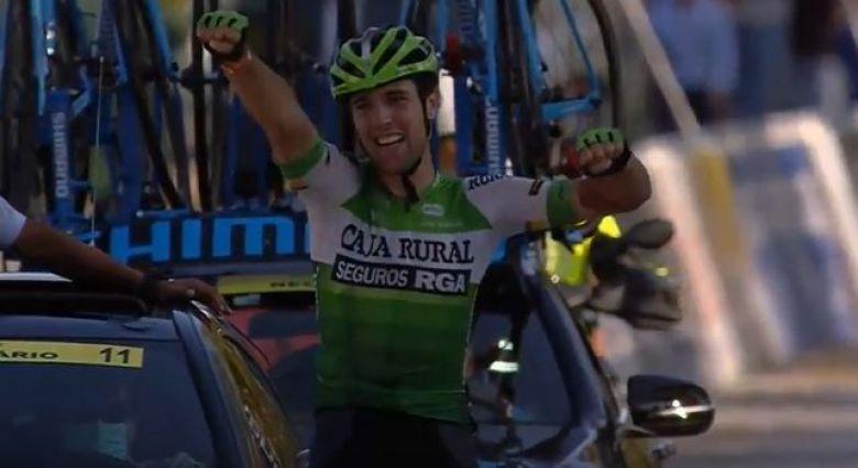 Tour du Portugal - Oier Lazkano s'impose en solitaire, Dan McLay 2e