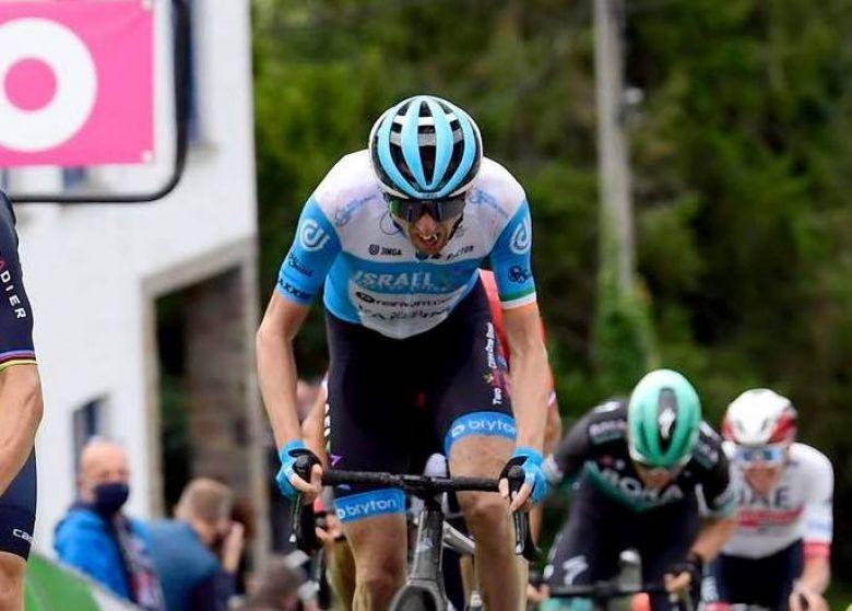 Flèche Wallonne - Dan Martin : «Je voulais vraiment essayer de gagner»