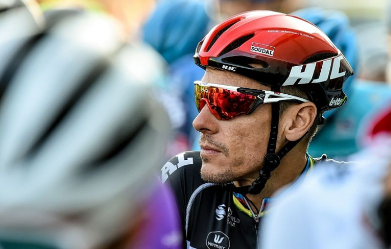 Route - Philippe Gilbert va manquer le Ronde et Paris-Roubaix !