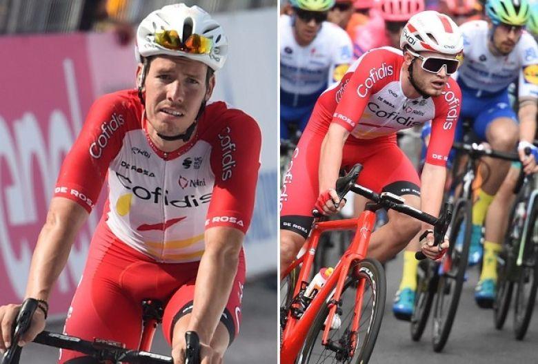 Tour d'Italie - Cofidis remplace Kenneth Vanbilsen par Marco Mathis