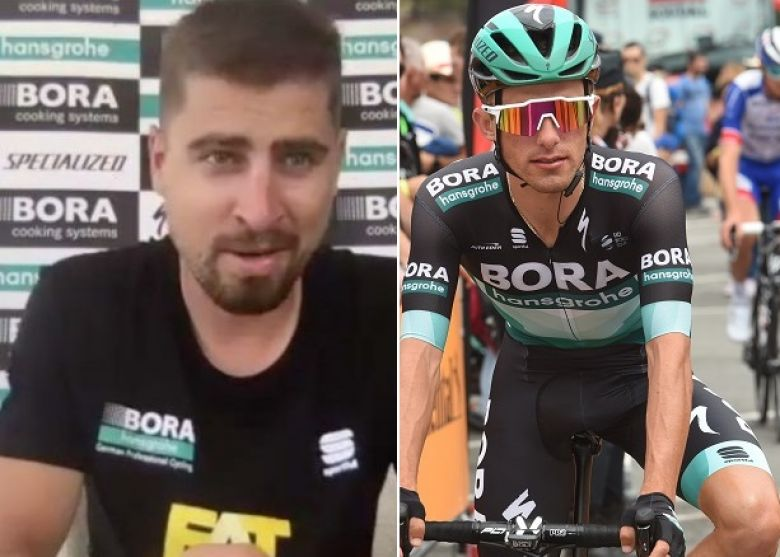 Tour d'Italie - Peter Sagan, Majka et Konrad pour la BORA-hansgrohe
