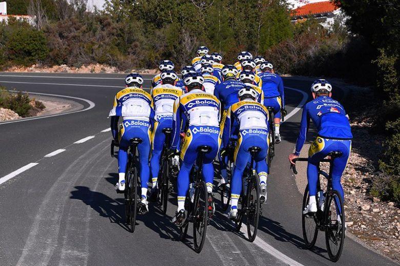 Route - Sport Vlaanderen-Baloise engage trois jeunes coureurs belges