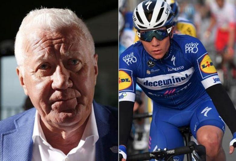Tour d'Espagne - Patrick Lefevere : «Evenepoel ne fera pas la Vuelta»