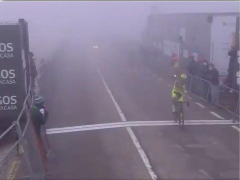 Tour du Portugal - L'étape pour Brandao, Antunes reste en jaune