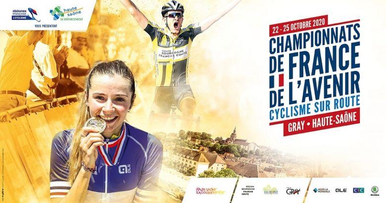 Route - Les Championnats de France de l'Avenir débutent ce jeudi