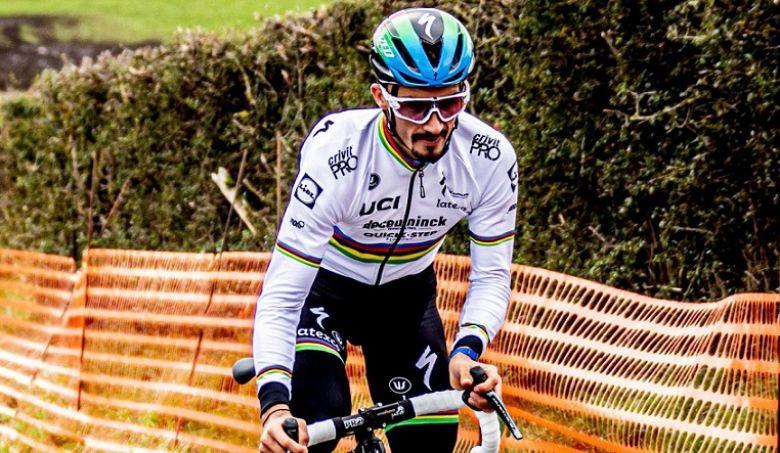 Route - Julian Alaphilippe : «Avec ce maillot... tout est différent !»