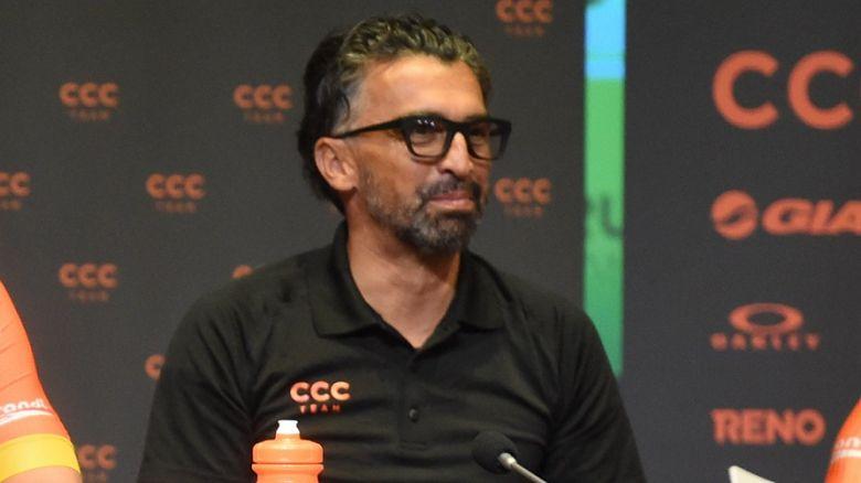 Route - Fabio Baldato va intégrer le staff d'UAE Team Emirates