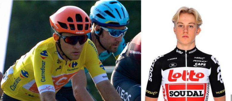 Transfert - Lotto-Soudal recrute Maxim Van Gils et Kamil Malecki