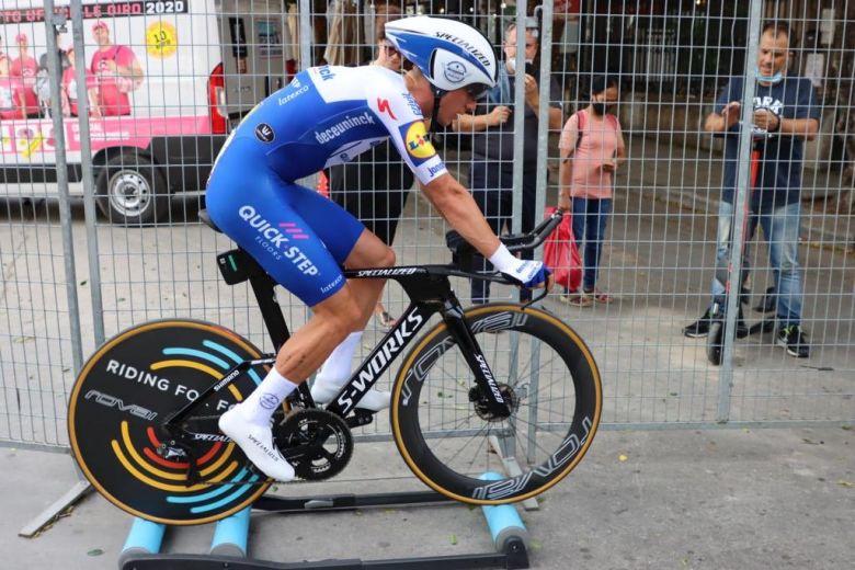 Tour d'Italie - Joao Almeida 2e : «C'est un début parfait»