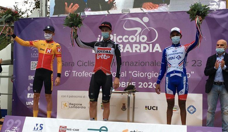 Tour of Lombardy U23 - Harry Sweeny wins ahead of Madsen