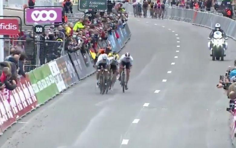 Liège-Bastogne-Liège - Julian Alaphilippe, déclassé et finalement 5e !