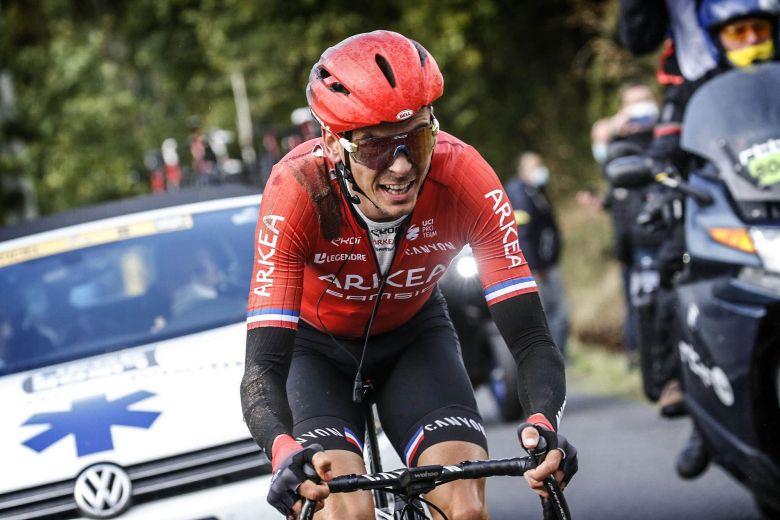 Liège-Bastogne-Liège - Warren Barguil : «J'avais de bonnes sensations»