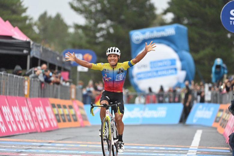 Tour d'Italie - Caicedo l'Etna, Almeida en rose... Thomas et Yates KO