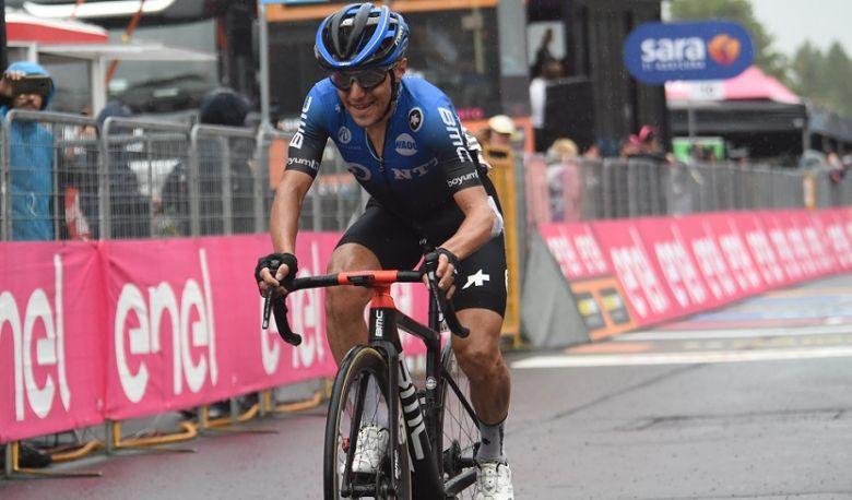 Tour d'Italie - Pozzovivo : «Les jambes étaient plutôt bonnes»